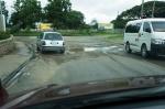 lawes rd pothole